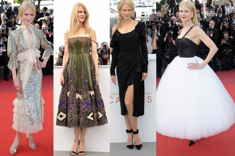 Deze actrices toonden de meeste outfits in Cannes