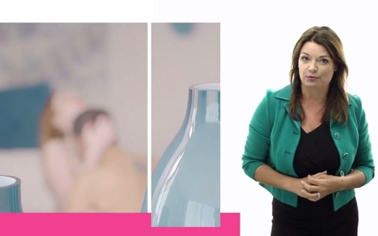 Goedele Liekens lanceert seksplatform, inclusief pikante beelden