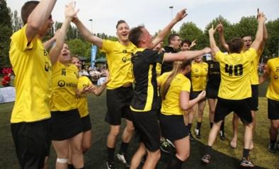 Kwik kroont zich tot Belgisch kampioen veldkorfbal
