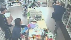 Politie zoekt dader blitzoverval op krantenwinkel