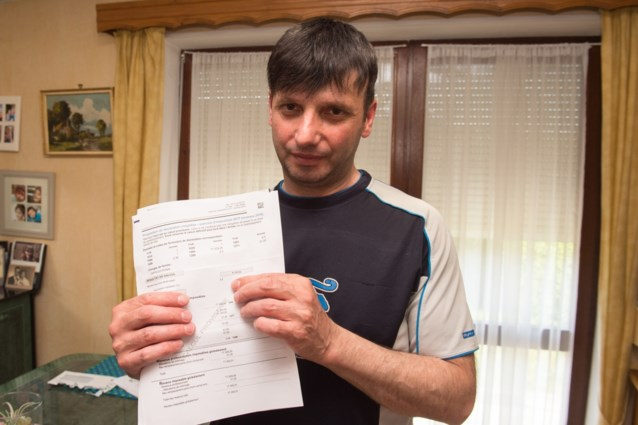 Robert volgde een opleiding bij de Waalse VDAB en nu moet hij plots 538 euro extra belastingen betalen