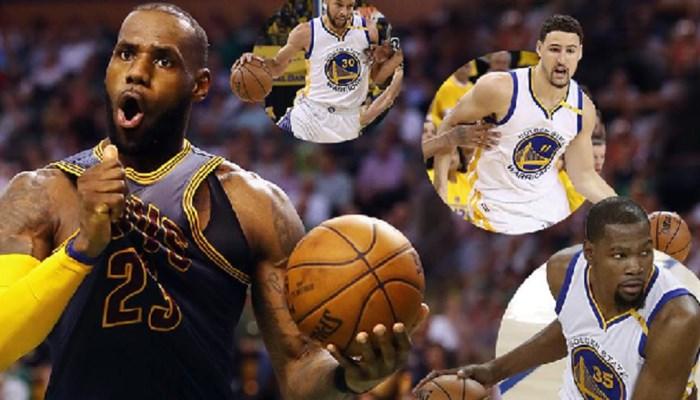 Voor de derde keer op rij bekampen dezelfde teams elkaar in de NBA-finale: 5 goede redenen waarom ook u straks moet kijken naar dit stukje spannende sportgeschiedenis