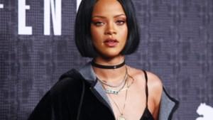 Maak plaats in de beautykast: Rihanna werkt aan eigen make-uplijn