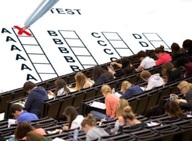 Hoe het gemakkelijkste examen ooit aan de UGent toch nog studenten tot fouten dreef
