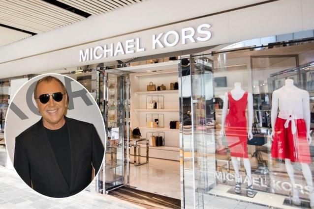 Michael Kors gaat meer dan honderd winkels sluiten