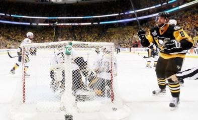 Pittsburgh wint ook tweede duel in Stanley Cup ijshockey