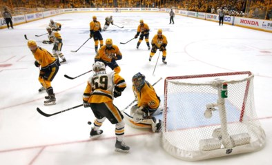 Nashville brengt stand op 2-1 in Stanley Cup ijshockey