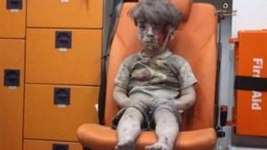 Hij was het symbool van de dagelijkse gruwel in Aleppo, maar nu ziet Omran (5) er zo uit