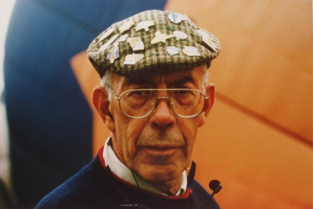 Ballonlegende en ereburger Jean Sax overleden
