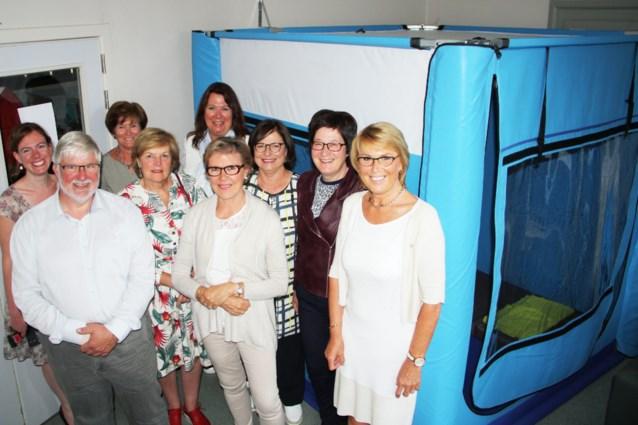 Kortrijkse vrouwenclub steunt vzw De Dauw