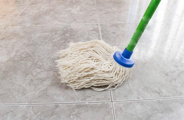 Schrobben verboden: zo maak je natuursteen schoon