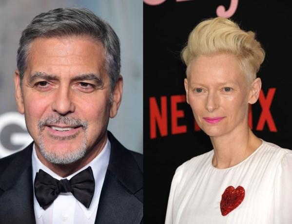 George Clooney krijgt steekje onder water van collega