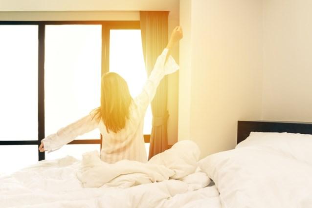 Met deze tips slaap je wel goed als het warm is