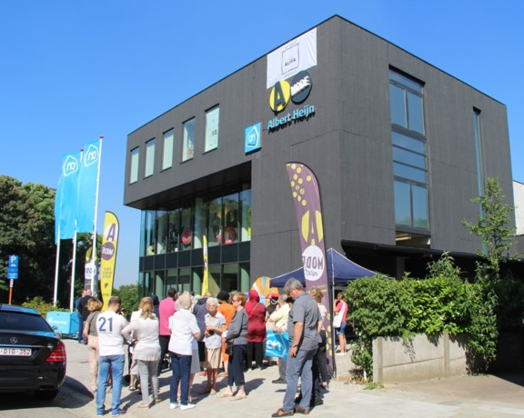 Hier opent de eerste Albert Heijn in de Brusselse Rand de deuren