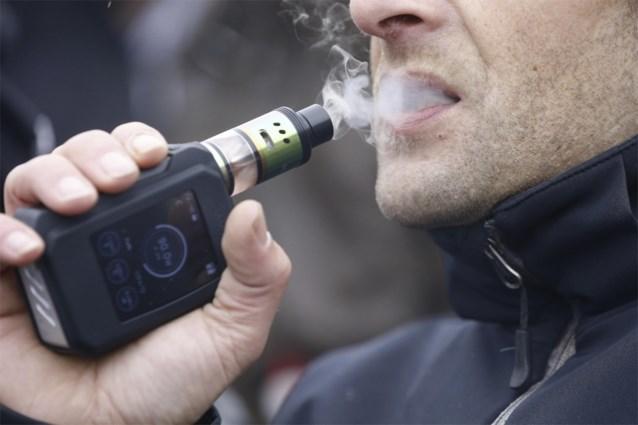 Worden e-sigaretten binnenkort fors duurder?