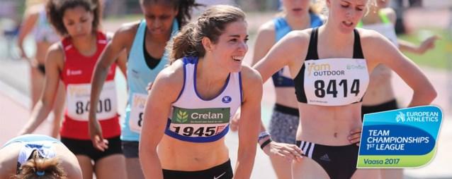 AC Lebbeke-atlete naar interlandencompetitie