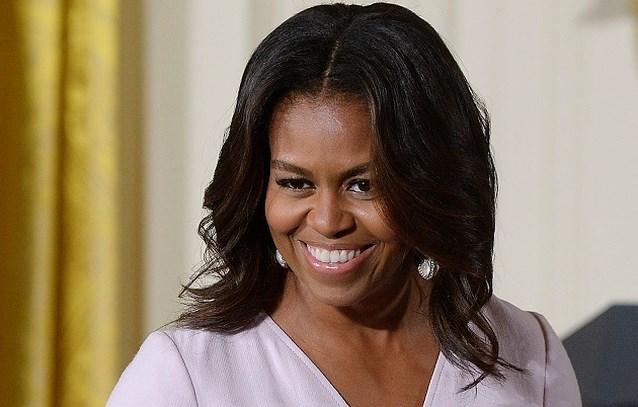 Michelle Obama ontpopt zich tot fitnessinstructeur op Instagram