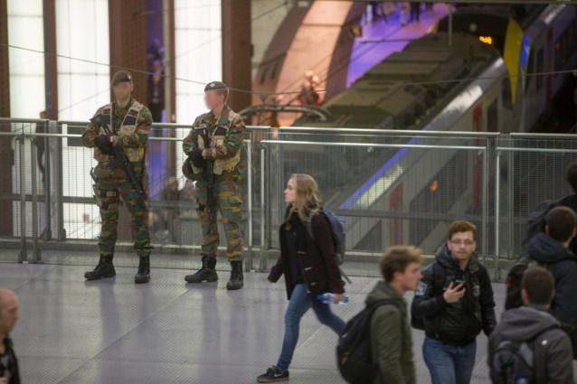 Militairen die dader hebben uitgeschakeld krijgen psychologische begeleiding