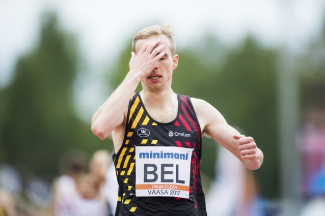 België staat halfweg EK atletiek landenteams op de achtste plaats