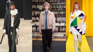 Belgische ontwerpers presenteren hun visie op mannenmode in Parijs