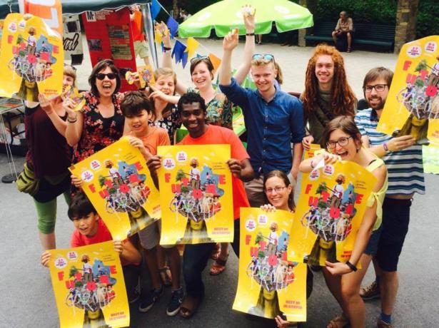 Jongeren bouwen eigen Utopia tijdens eerste editie van Future Proof