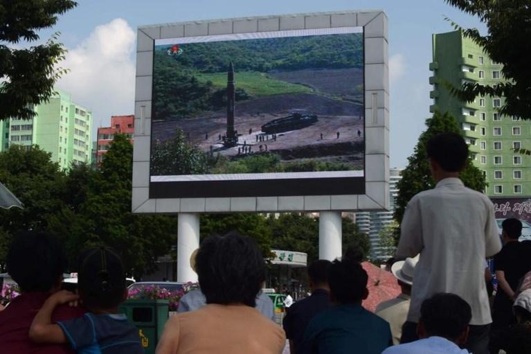 Noord-Korea stelt succesvolle test met intercontinentale raket te hebben uitgevoerd