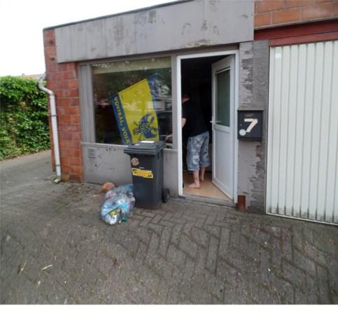 Inspectie vat huisjesmelker die ordinaire garagebox als woning verhuurt