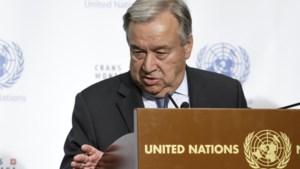 Conferentie leidt niet tot hereniging van Cyprus
