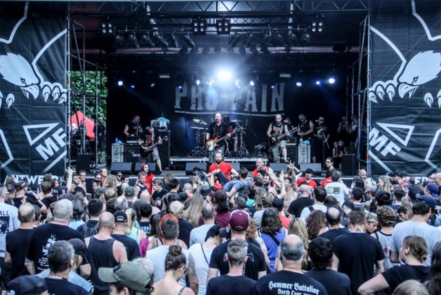 Amerikaanse band Pro-Pain cancelt show in Roeselare na overval in Brussel