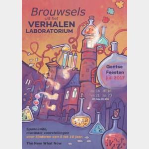 Gentsche Festspiele verwelkomen kinderen in het verhalenlaboratorium