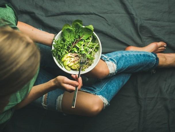 """""""Een ongezond dieet blijft ongezond, ook bij vegetariërs"""""""