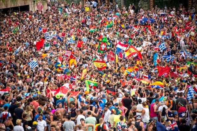Eerste beats weerklinken op Tomorrowland
