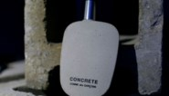 Modehuis ontwerpt parfumflesje...uit beton
