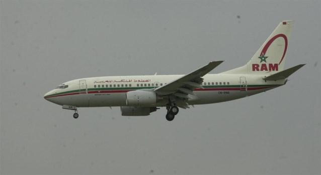 Bommelding op Brussels Airport: politie doorzoekt vliegtuig van Royal Air Maroc