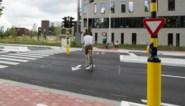 Nieuw fiets- en voetpad: Drongensesteenweg veiliger over te steken