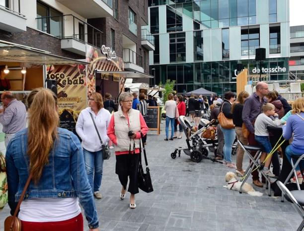 MUNT Streetfoodfestival kleurt opvallend Roeselaars