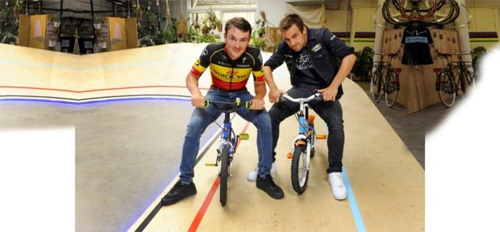 """Beste vrienden Lampaert en Campenaerts vandaag concurrenten tijdens EK tijdrijden: """"We zijn net een getrouwd koppel"""""""