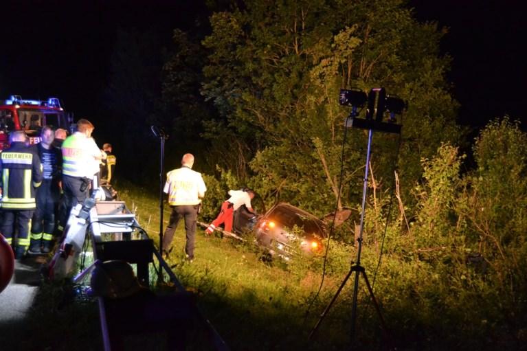 Alweer tragisch ongeval met Belgisch gezin in Duitsland: jongen (13) sterft, vader zwaargewond naar ziekenhuis