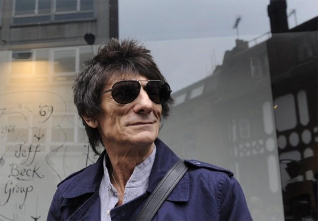 Rolling Stones-gitarist Ronnie Wood heeft longkanker