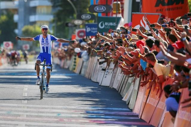 Raul Alarcon verstevigt leidersplaats met ritzege in Ronde van Portugal