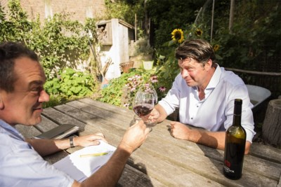 """De favoriete zomerwijn van Wim Lybaert: """"Mijn eerste grote liefde heet bourgogne"""""""