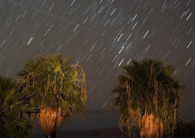 Ga de volgende drie nachten buitenstaan en kijk naar de sterrenregen