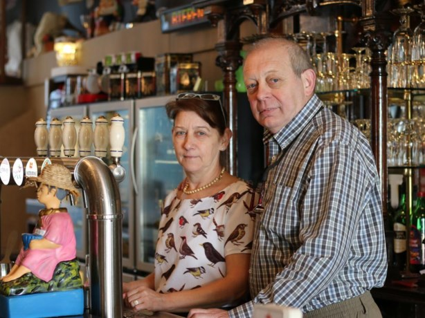 """Rita en Julien zeggen café Belfort vaarwel: """"We gaan wat meer op reis"""""""