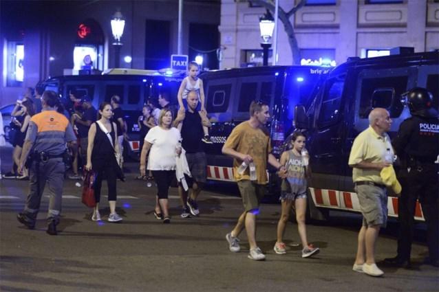 Jongeren van Jongerentravel urenlang vast op Ramblas na aanslag Barcelona