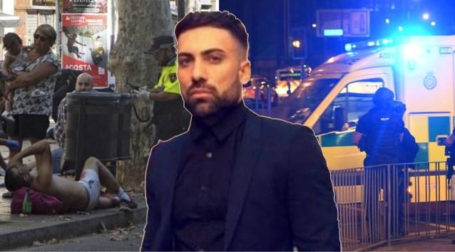 Chris (30) voor tweede keer in drie maanden op plaats van terreuraanslag