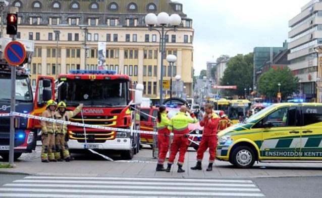 Zeker acht mensen neergestoken in Finland: twee doden, één dader neergeschoten