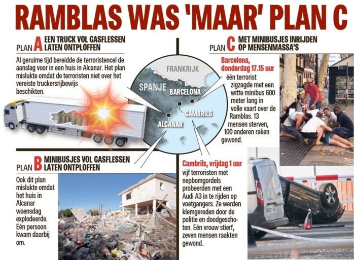 Deze verontrustende foto toont wat de terroristen echt van plan waren