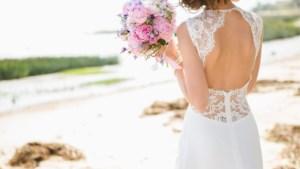 Bruid eist gigantische schadevergoeding voor vlek op haar jurk