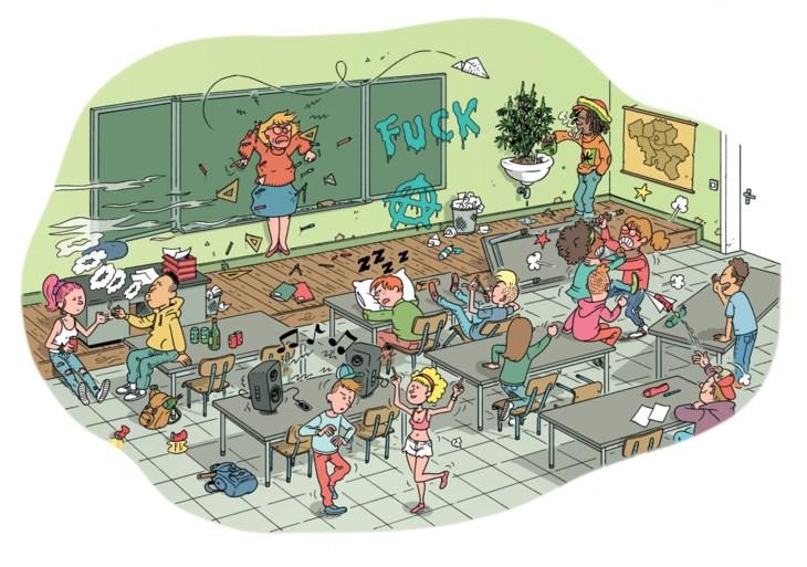 """Leerkracht beroepsonderwijs klapt uit de biecht: """"Wat we soms aantreffen bij de leerlingen thuis..."""""""