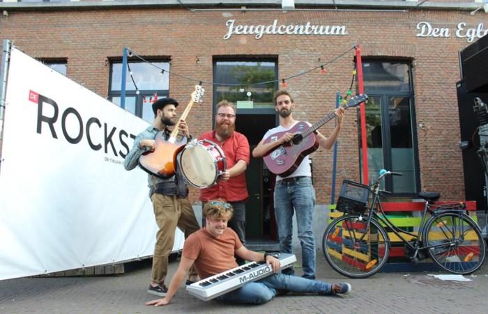 Lokale muzikanten richten eigen school op in jeugdhuis Den Eglantier